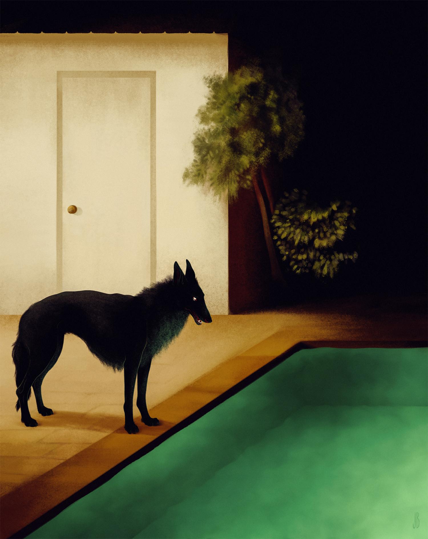 Jenna Barton - Summer Dark