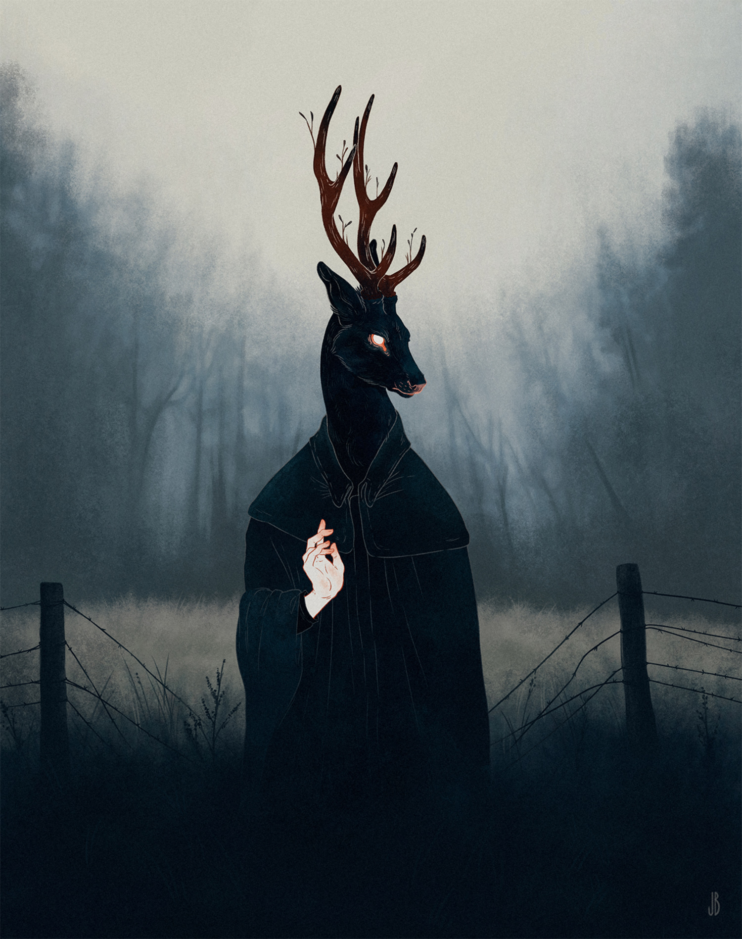 Jenna Barton - Deep Forest Saint