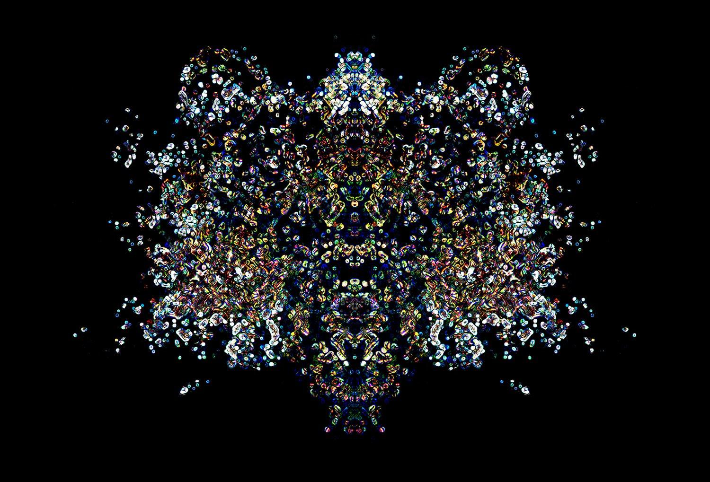 Waves Entropy Digital Art by Marta Moretto