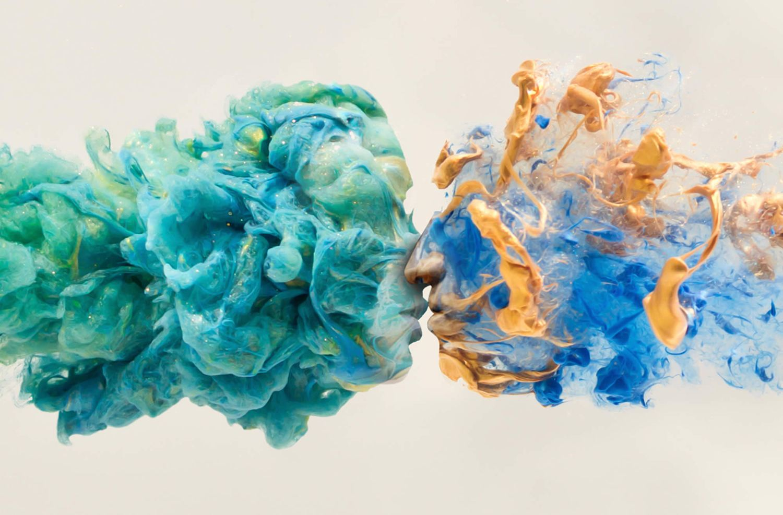 Destruction/Creation Print Exhibition by Chris Slabber