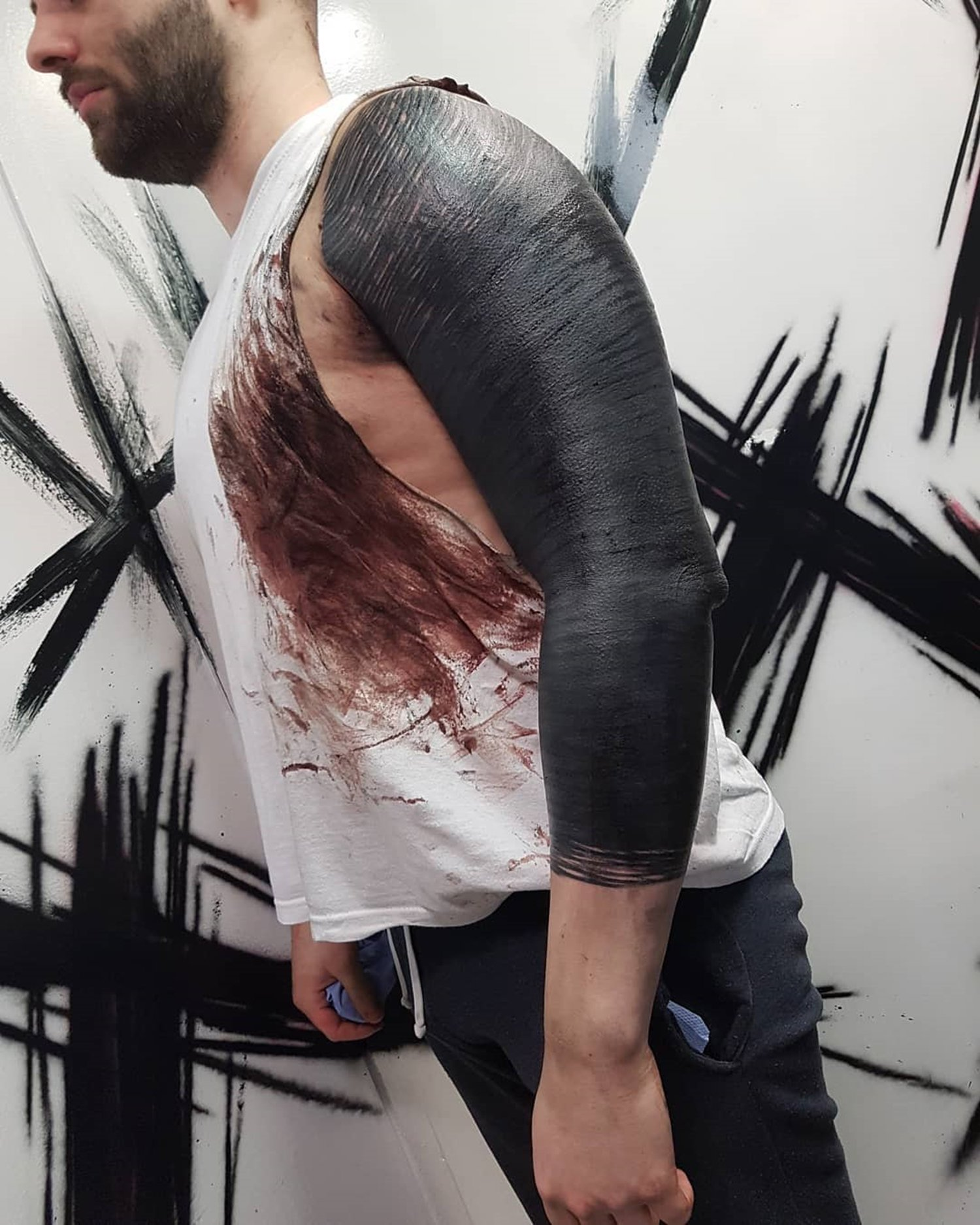 Master of Brutality: The Transformative Tattoos of Valerio