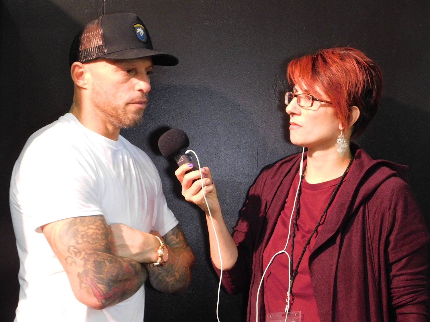 ami james interviewed by scene360, adriana de barros