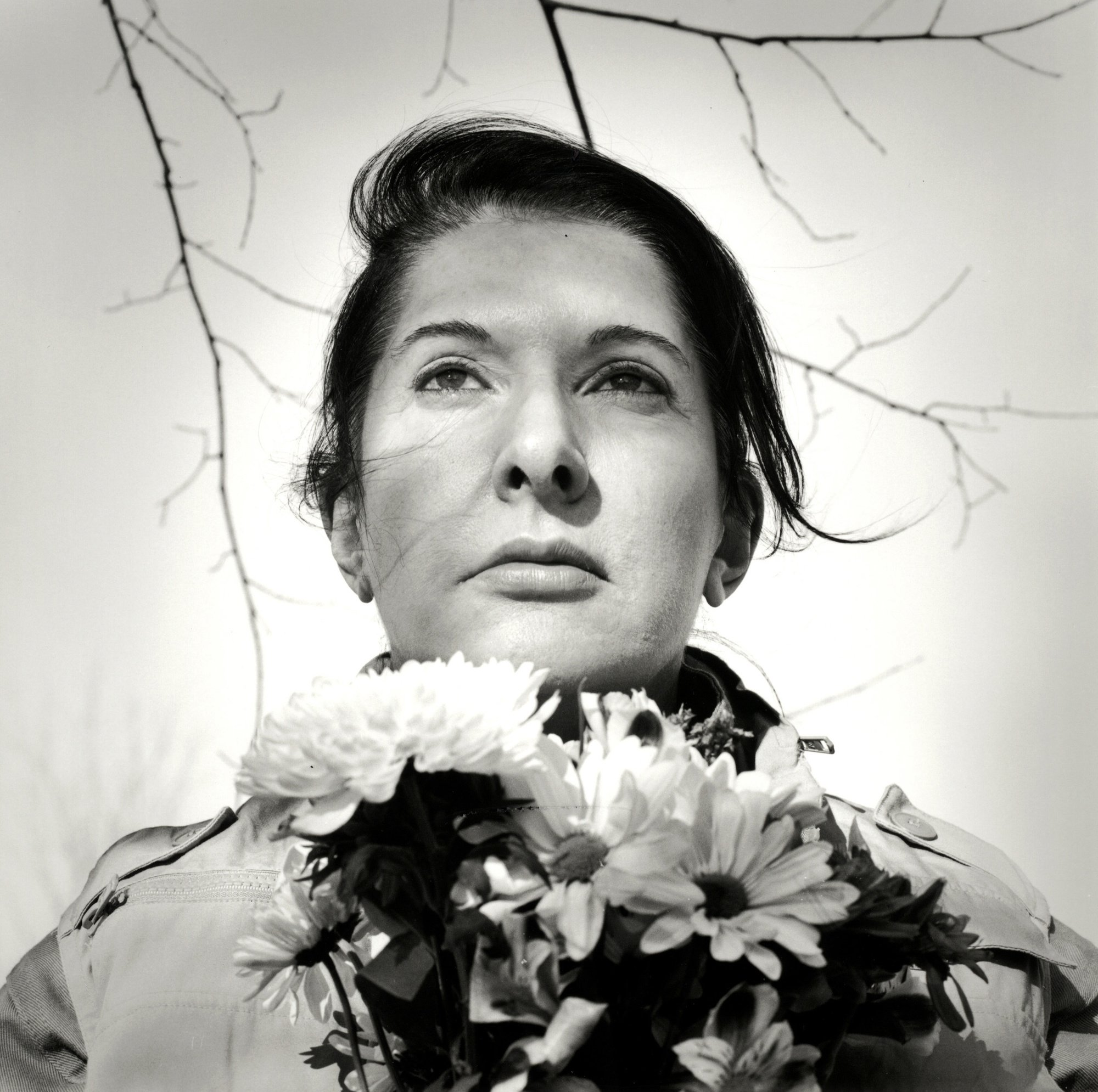 Portrait with Flowers. 2009. © MoMA.