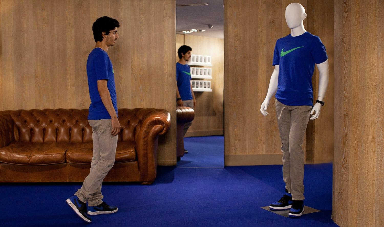 nike clothing, consumerism, Nocturama