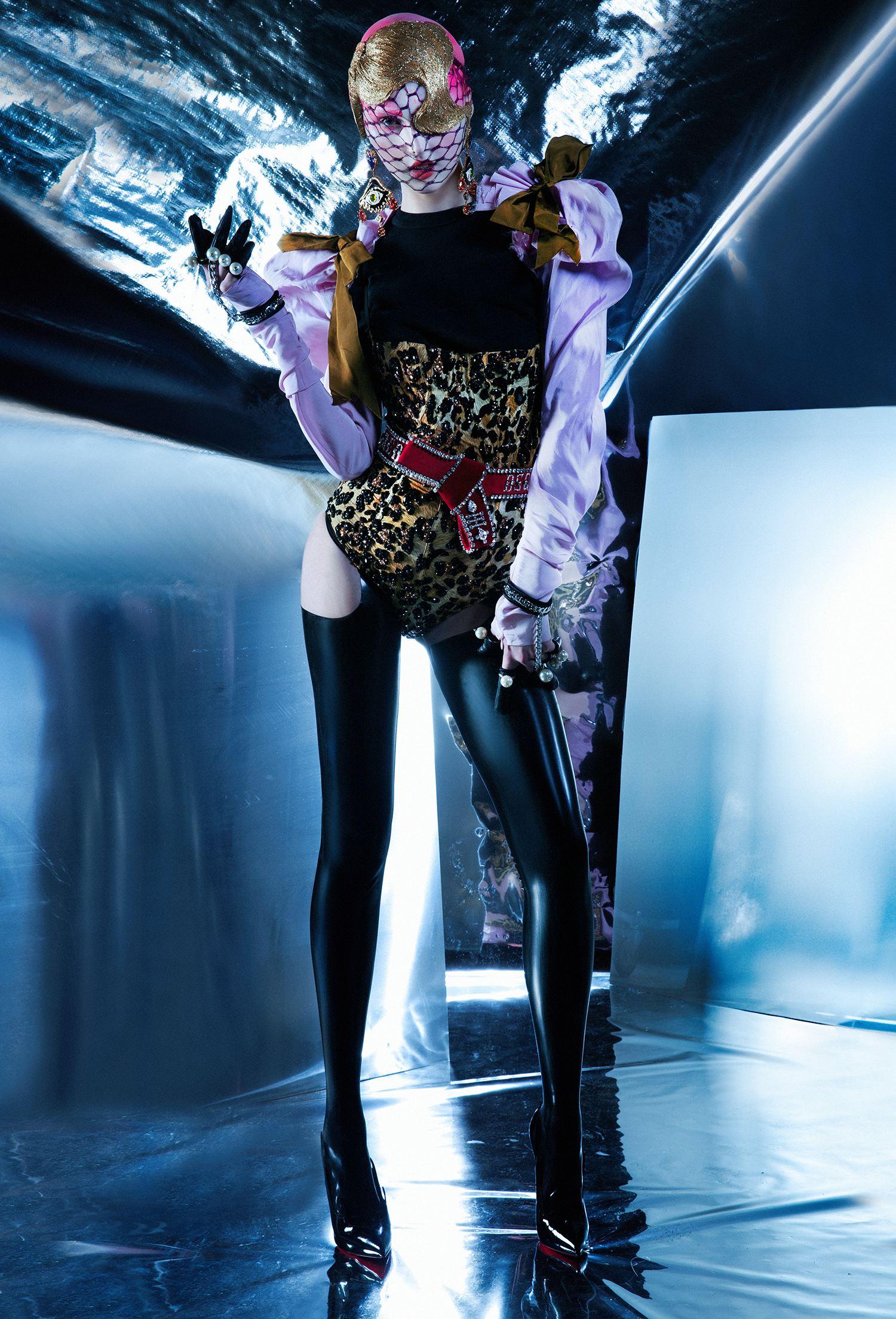 alien nation, fashion weird