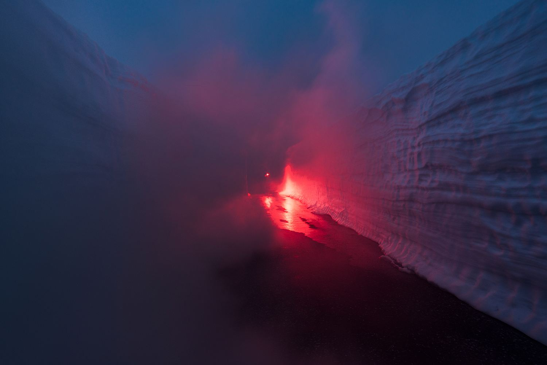 ice landscape, aeon