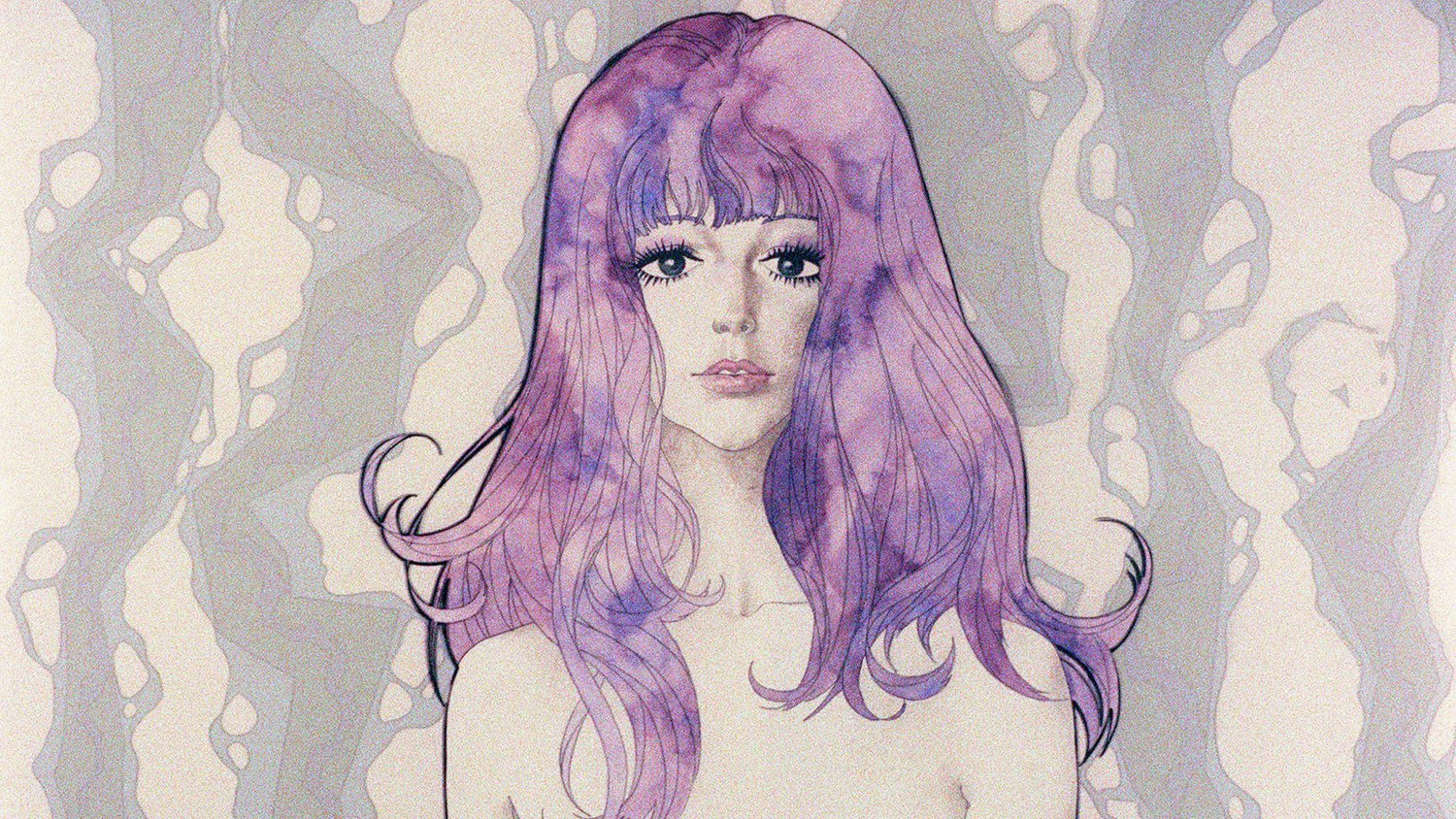 watercolor, animation, Belladonna of the Sadness