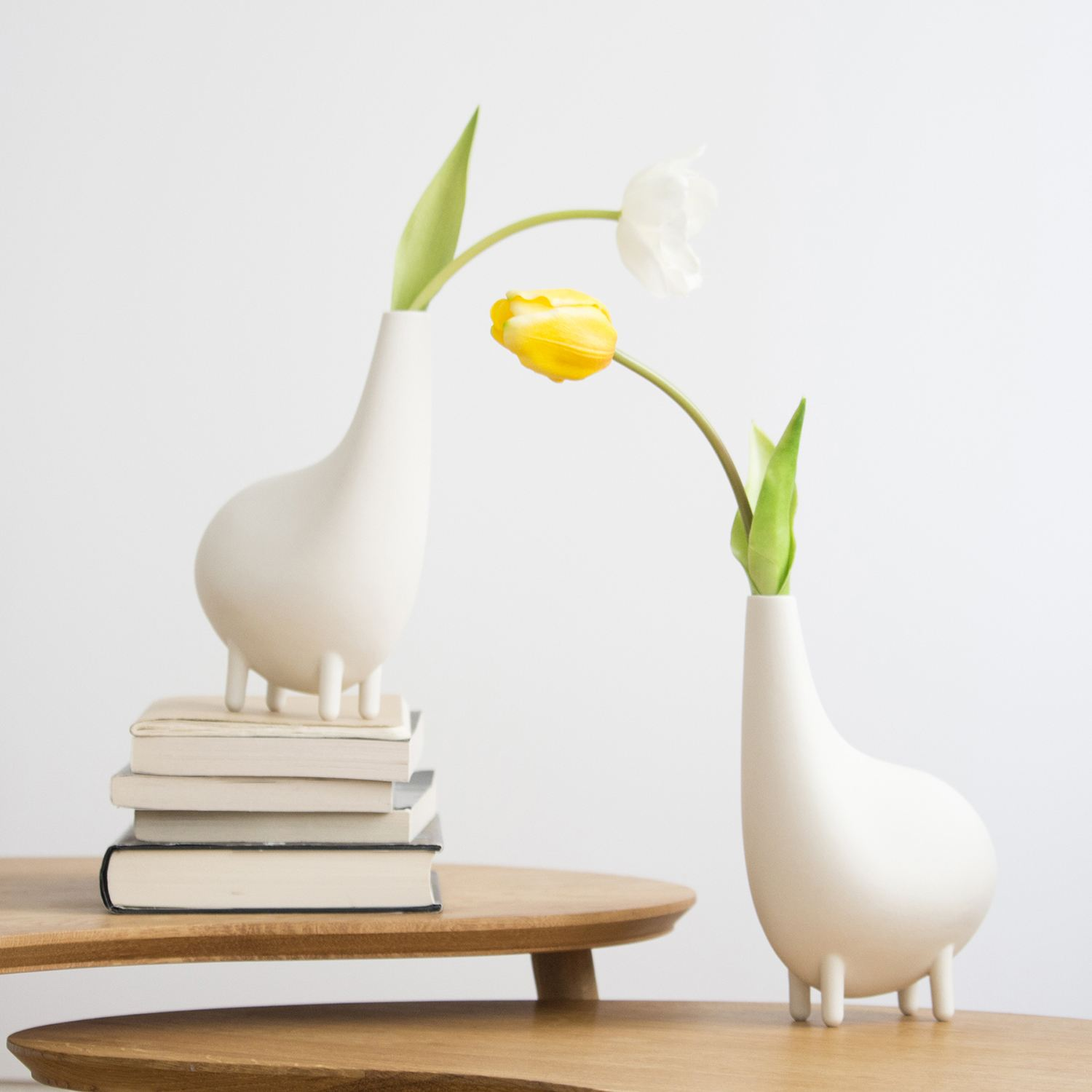 Little Bo Flower vase by Santiago Bautista, cute flower vases, animal like