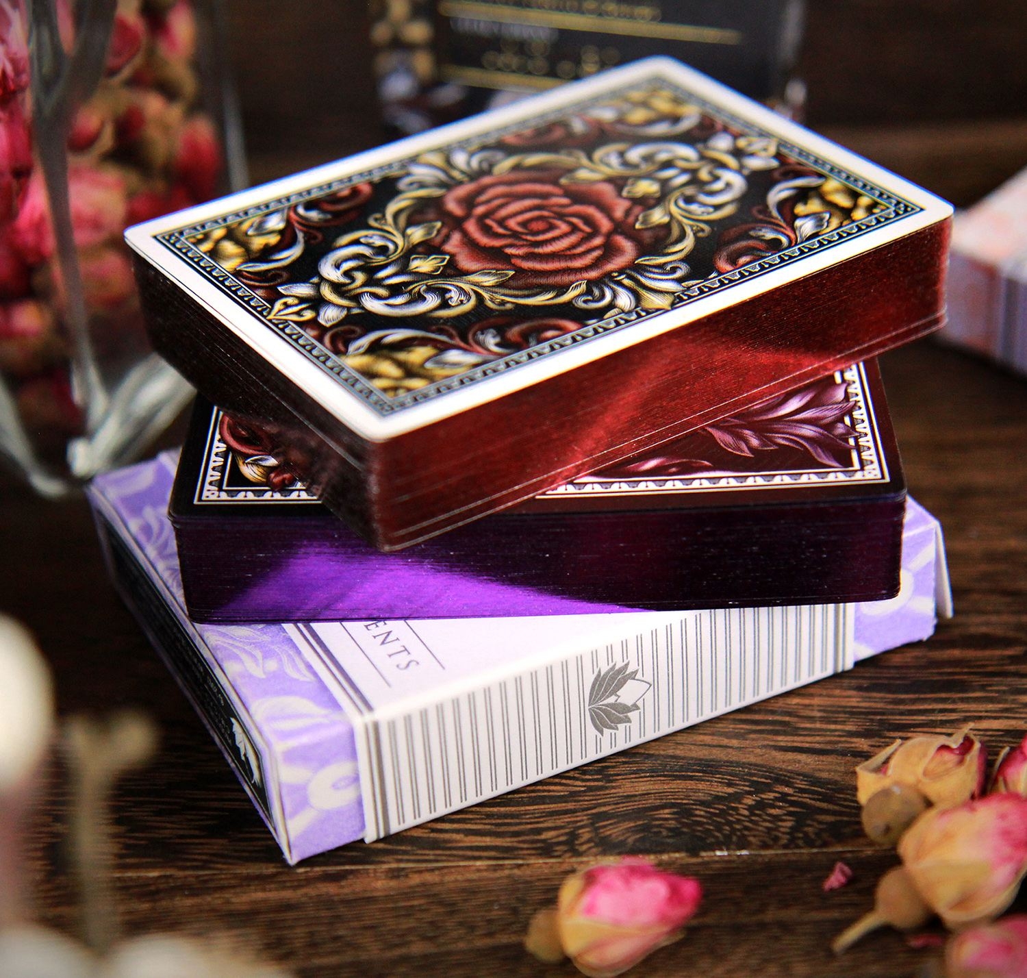 Handcrafted Apothecary Playing Cards Playing Cards by Alexander Chin
