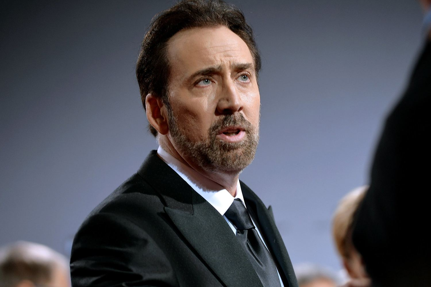 nicholas cage © independent