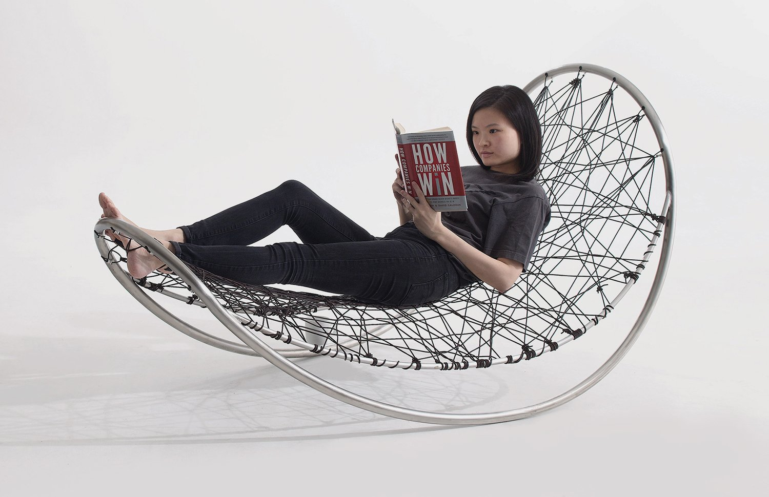 Cocoon Lounge Chair by Tim Kwok