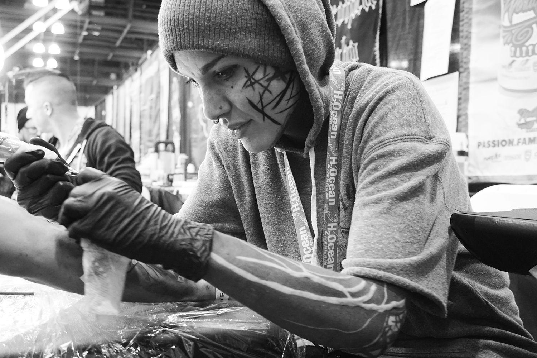 italian tattooer (nyc, soho ink) michela bottin
