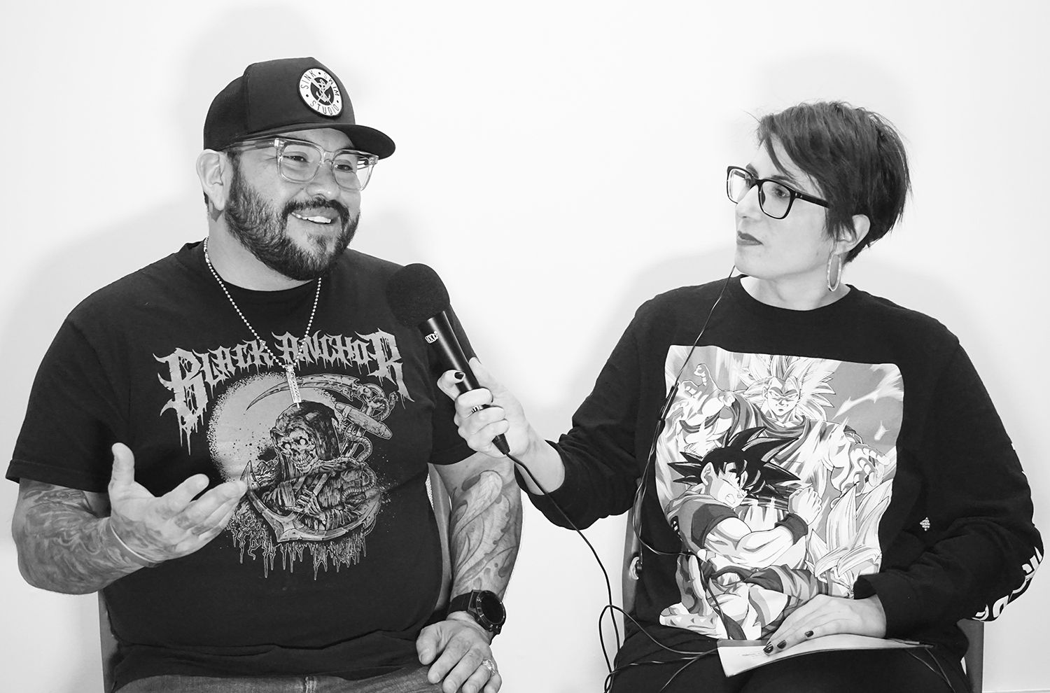 tattoo artist nikko hurtado interview, scene360 conducts it