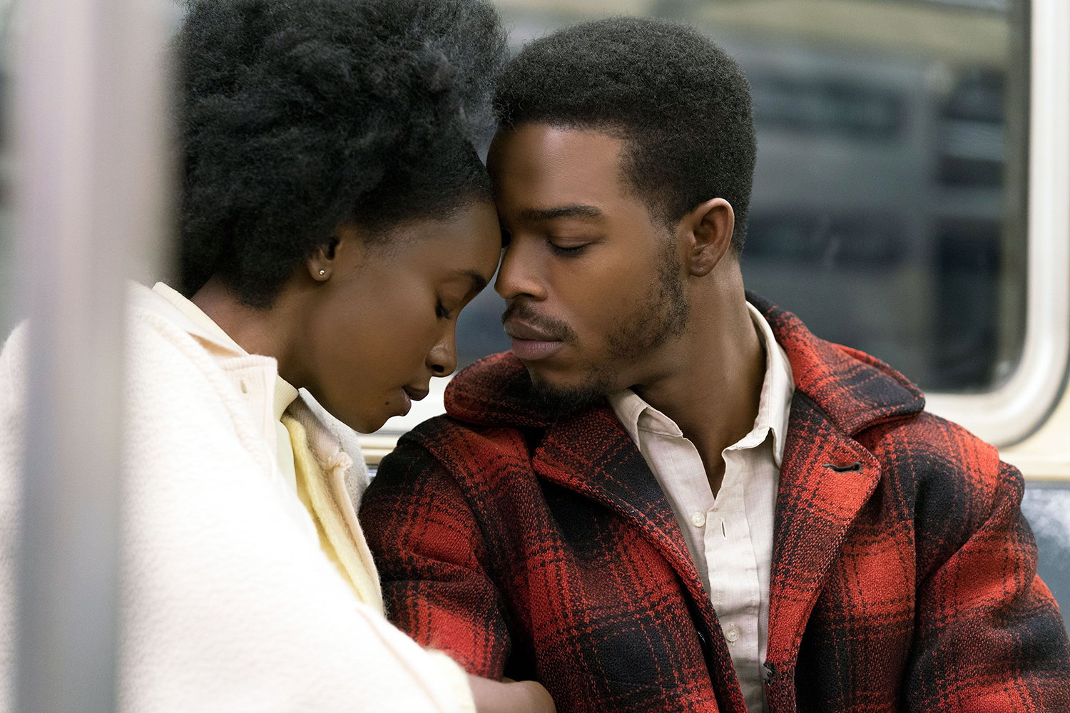 romantic couple, love, If Beale Street Could Talk