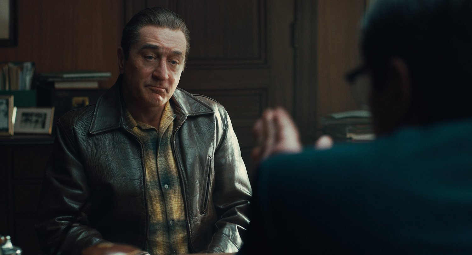 robert deniro, the irishman, netflix, best films of 2019