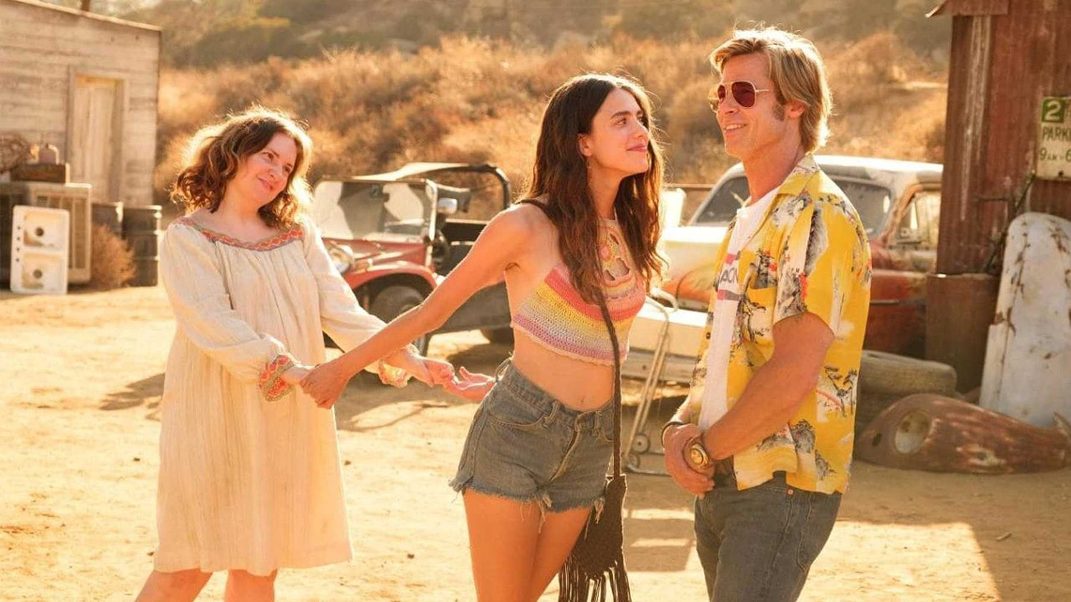 brad pitt, once upon a time in hollywood, best films of 2019