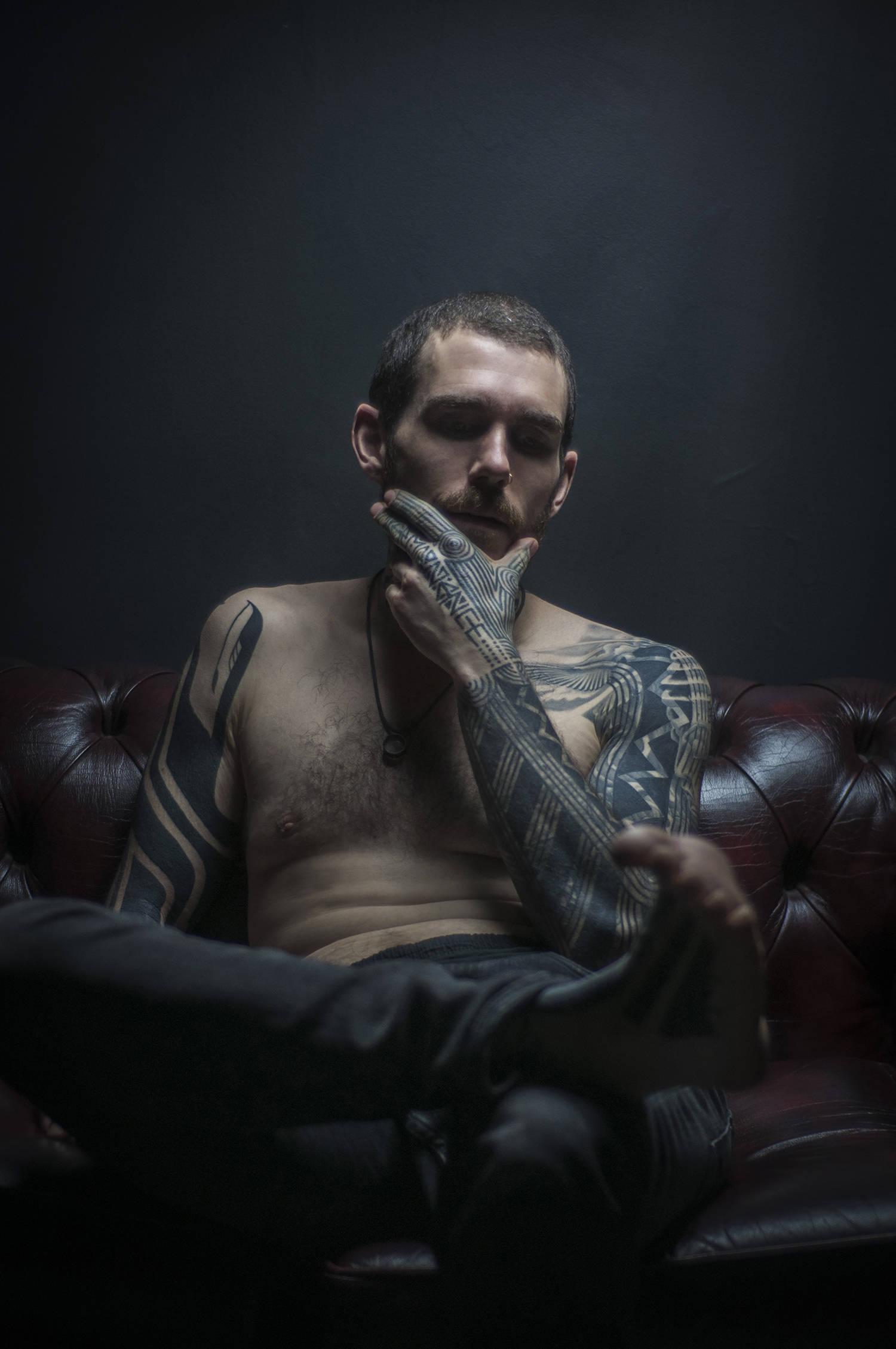 Paul Offline tattooist, photography