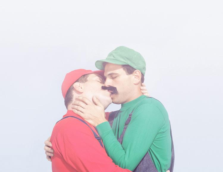 "Lots of Love in ""Mushroom Kingdom"""