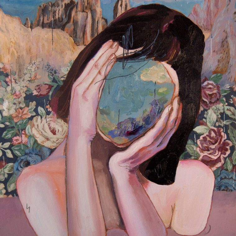 Sensitivity as Strength in Dreamy Paintings by Alexandra Levasseur