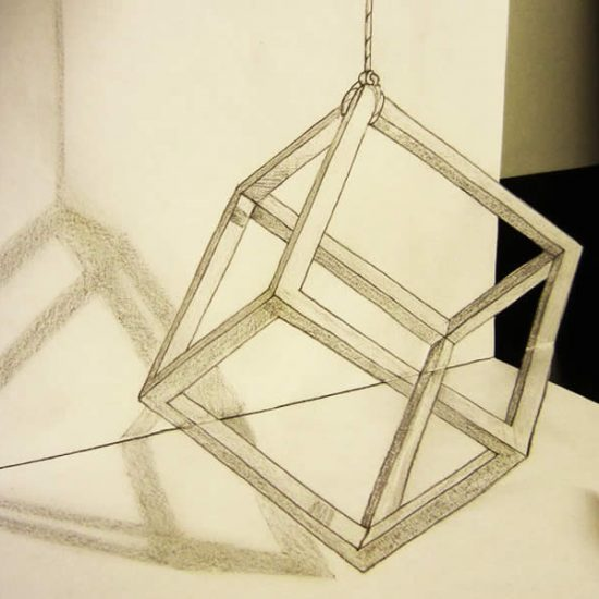 3D Illusion Drawings by Alessandro Diddi