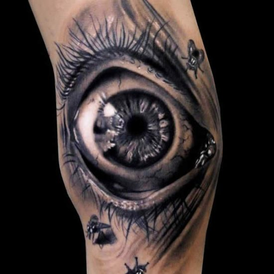Superbly Realistic Tattoos