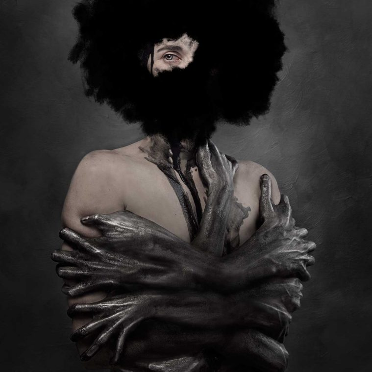 Katharsis: Powerful, Purifying Portraits by Anemites