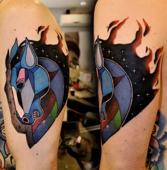 10 Remarkable Animal Tattoos