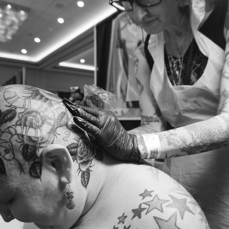 TTTism Presents the 15th Annual Bay Area Tattoo Convention