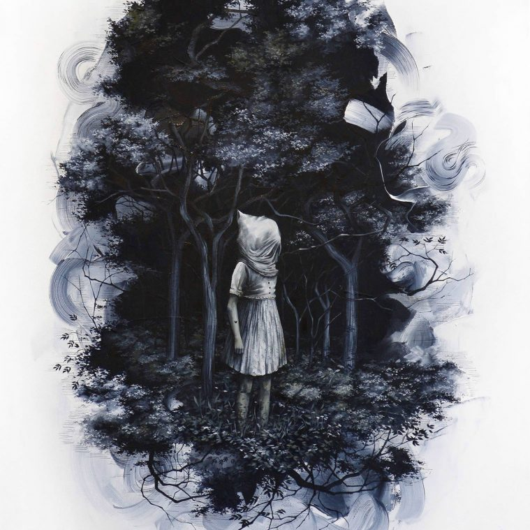 The Forest of Darkness: The Art of Candice Tripp