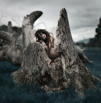Feral Femininity in Charlotte Grimm's Dark Fantasy Photography