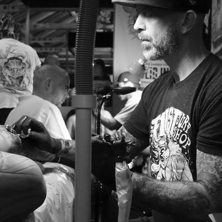 Chris Garver Interview: Tattooing from the Gutter to the Top