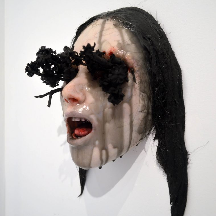 Discomfort and Beauty: Dark Sculptures by Colin Christian