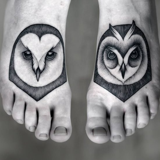 10 Cool Tattoos of 2014 by European Artists