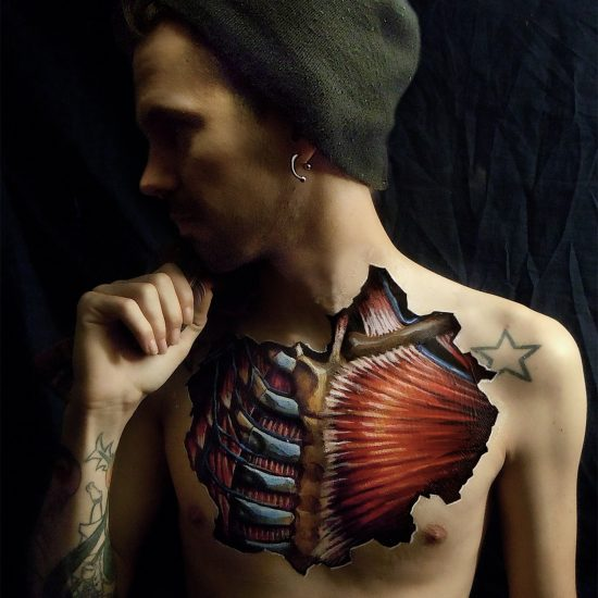 Anatomical Illusions