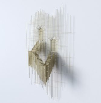 Drawing in Space: Incredible Floating Cities by David Moreno