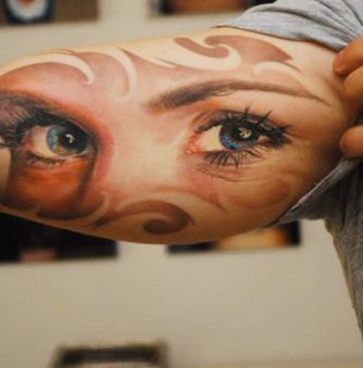Tattoos from Eastern Europe