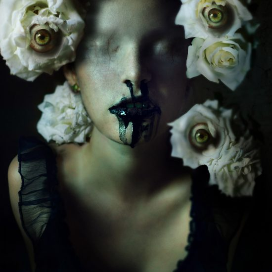 Nightmares and Deep Emotions in Stunning Images by Diana Dihaze