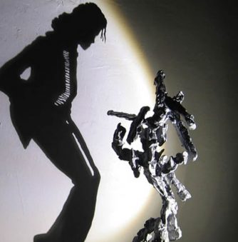 Shadow Art: Dancing in the Dark