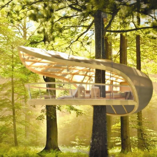 Amazing Architecture Shaped by the Earth