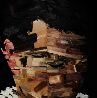 Paintings: Stop Moving Your Head!