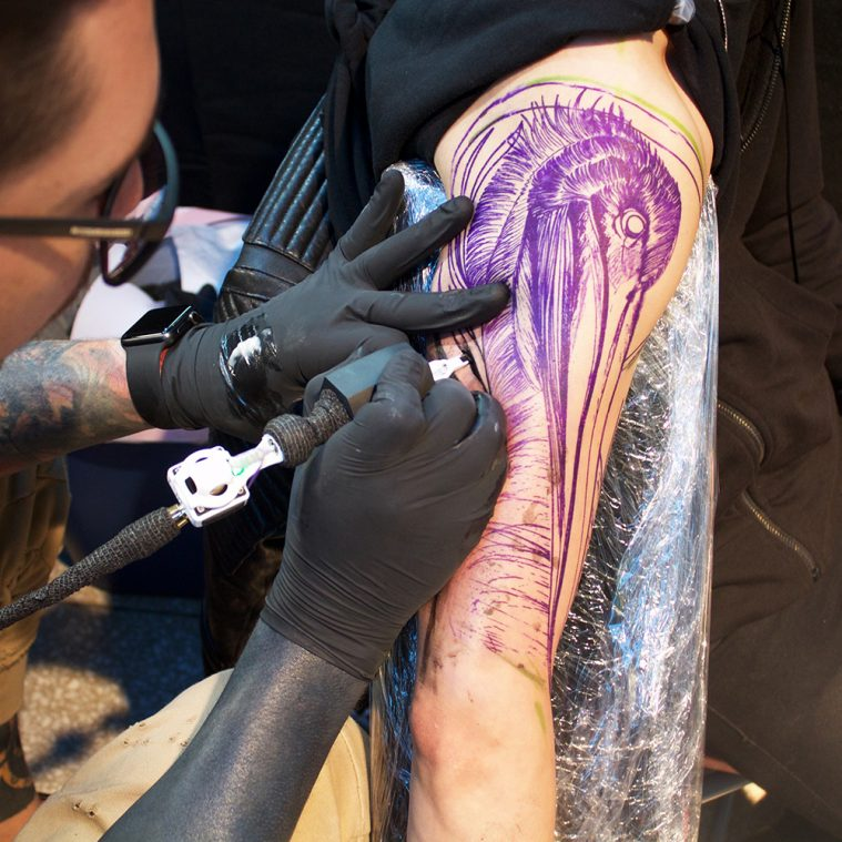 Tattooing Without Rules: Interview with Frank Carrilho