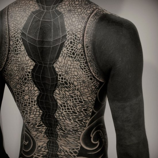 Japan-Based Tattooer Gakkin Creates Beautiful Body Suits