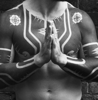 Tribes of the Future: Interview with Tattooist Hanumantra