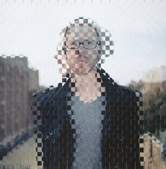 Time and Mutation: Photo Weaving by Jason Chen