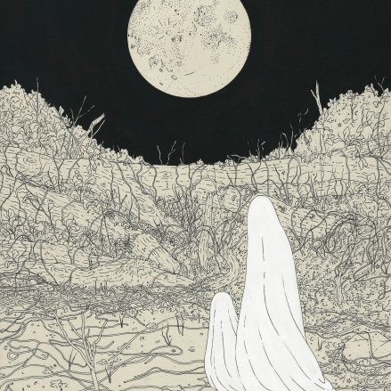 Restless Spirits and Worlds Between: The Art of Jenna Andersen