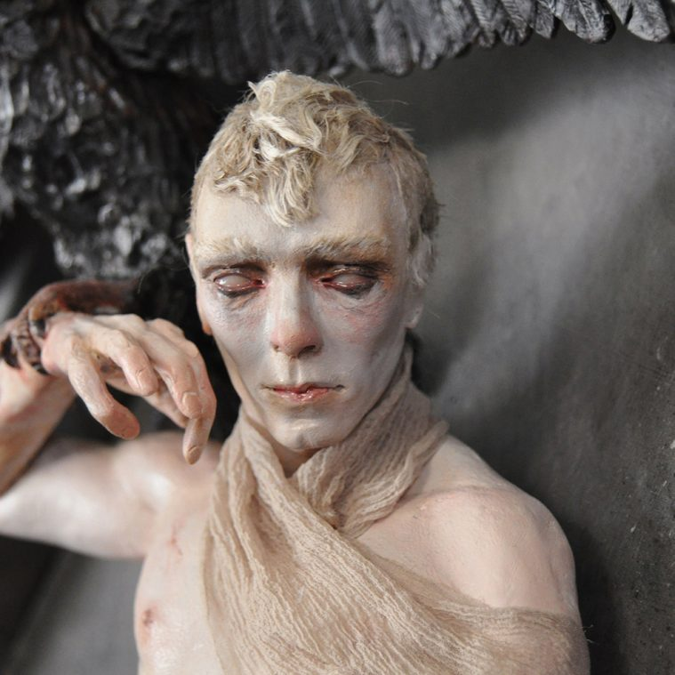 Passion and Escapism in the Sculptures of Jessica Dalva