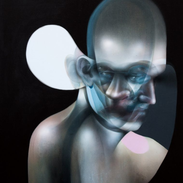Identity in the Raw: Paintings by John Reuss