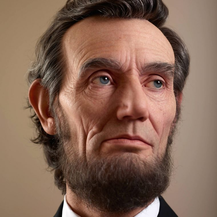 Kazuhiro Tsuji's Realistic Sculptures of Famous Artists and a U.S. President