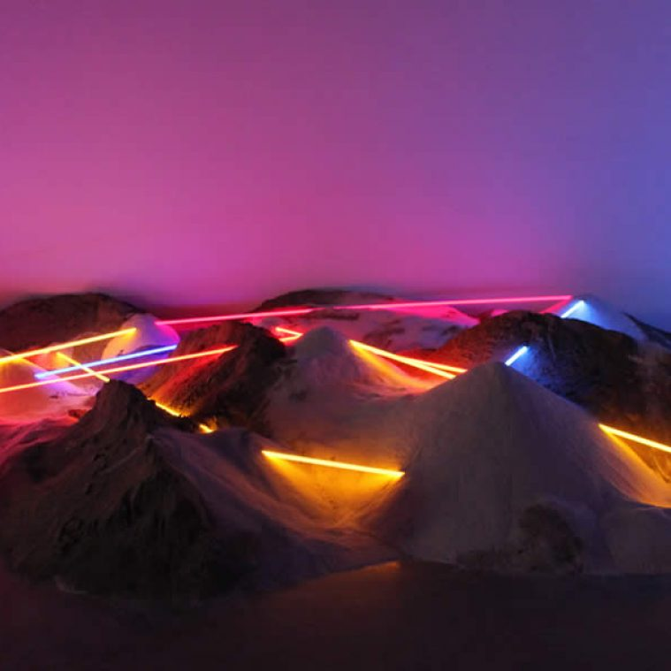 Neon Mountains
