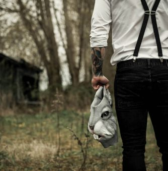 Edgy and Eerie Conceptual Portraits by Lars V. Andersen